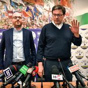Le recentrage de la Ligue italienne pourrait isoler le RN en Europe