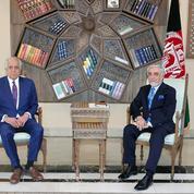 Afghanistan : le négociateur américain de retour à Kaboul