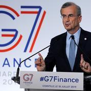 Si l'inflation repart, les banques centrales devront normaliser leurs politiques, estime Villeroy de Galhau