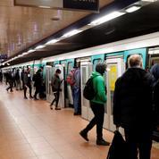 En Ile-de-France, 10% de trains et métros en moins à partir de ce lundi