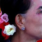 Birmanie : Aung San Suu Kyi comparaît en vidéoconférence devant la justice, «en bonne santé»