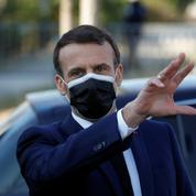 Covid-19: Emmanuel Macron demande de tenir «4 à 6 semaines»