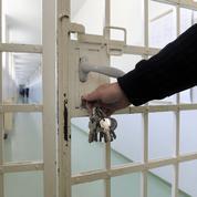 La population carcérale en hausse avec 63.802 détenus au 1er février
