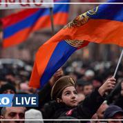 Nouvelles manifestations en Arménie, où la crise s'aggrave