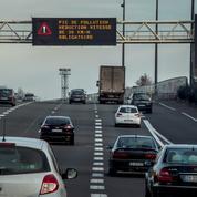 Episode de pollution aux particules fines dans le nord de la France