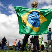 L'économie du Brésil s'est contractée de 4,1% en 2020