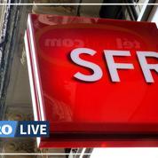 Télécoms : SFR va supprimer 1700 postes en France en 2021