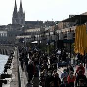 À Bordeaux, les quais de Garonne restent ouverts mais l'alcool interdit