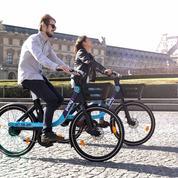 Pony lance des vélos électriques en free floating à Paris