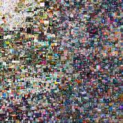 «Crypto-art» : l'œuvre numérique de la chanteuse Grimes vendue 6 millions de dollars