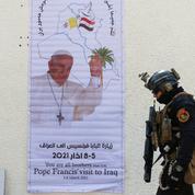 Irak: 10 roquettes visent une base abritant des Américains dans l'Ouest, deux jours avant la visite du pape
