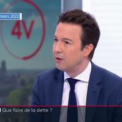 Présidentielle 2022 : Guillaume Peltier, le numéro 2 de LR, refuse un «duel mortifère» entre Macron et Le Pen