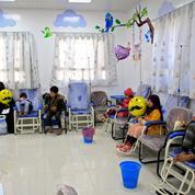 Covid-19 : la pandémie a eu un impact sur les soins des cancers de l'enfant dans le monde