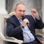 Covid-19 : plus de 2 millions de Russes vaccinés, selon Poutine