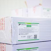 En bloquant l'exportation de vaccins d'AstraZeneca, l'Union veut faire pression sur les laboratoires