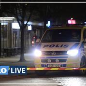 Suède : sept personnes blessées à l'arme blanche dans une «attaque terroriste» présumée