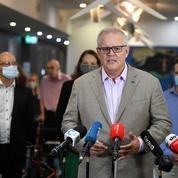 Australie : une ministre «désolée» d'avoir traité de «sale menteuse» une femme affirmant avoir été violée