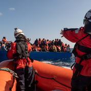 Manche: 42 migrants secourus au large de Dunkerque
