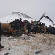 Turquie : un hélicoptère militaire s'écrase à cause «du mauvais temps», onze morts dont un général
