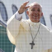 Les voyages du Pape François résumés en cartographie