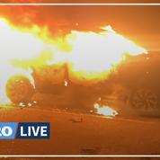 Au lendemain des violences urbaines à Lyon, une quinzaine de véhicules brûlés à Rillieux-la-Pape