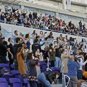 «Retrouver la vie d'avant» : premier concert pour spectateurs vaccinés à Tel-Aviv