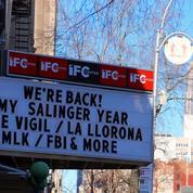 Un an après, premières séances de cinéma à New York
