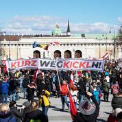 Autriche: des milliers de manifestants à Vienne contre les restrictions