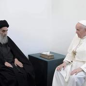 Le pape François a rencontré l'ayatollah Ali Sistani, le plus haut dignitaire chiite d'Irak
