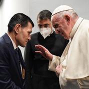 En Irak, le pape rencontre le père du petit Aylan, symbole de la crise des réfugiés
