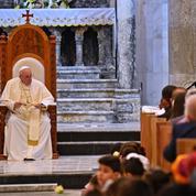 Le pape François à Qaraqosh : «Le terrorisme et la mort n'ont jamais le dernier mot»