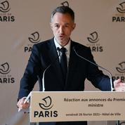 La mairie de Paris juge l'évacuation des quais de Seine «un petit peu abrupte»