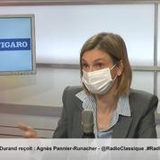Pannier-Runacher n'est «pas à l'aise à l'idée d'obliger» les soignants à se faire vacciner