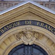 Le PIB «en légère hausse au 1er trimestre», selon la Banque de France