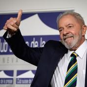 Brésil: Lula éligible à la présidentielle de 2022