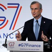 La croissance sera «au moins égale à 5%» en 2021, estime la Banque de France