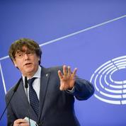 Le Parlement européen lève l'immunité de l'indépendantiste catalan Puigdemont
