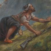 Un pastel orientaliste d'Eugène Delacroix aux enchères le 24 mars