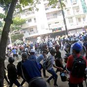 Les forces de sécurité déployées dans Rangoun après une nuit de raids et d'arrestations