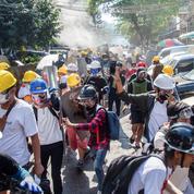 Birmanie: raid des forces de sécurité contre des cheminots grévistes