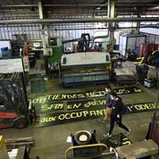 Dans l'Aveyron, des ouvriers occupent leur usine pour sauver leurs emplois