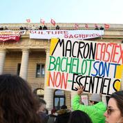 Roselyne Bachelot juge «inutile» et «dangereuse» l'occupation des théâtres