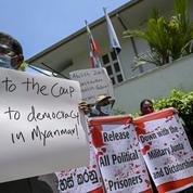 Birmanie : sanctions américaines contre des enfants du chef de la junte