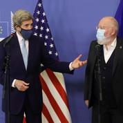 John Kerry: «Nous ne pouvons pas compter sur un miracle pour enrayer le réchauffement climatique»