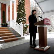 Six ans de prison pour un Canadien s'étant approché de chez Trudeau, armé