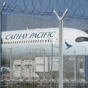 Cathay Pacific a perdu 2,8 milliards de dollars en 2020