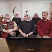 Tibo InShape, McFly et Carlito : quand les Youtubeurs frappent aux portes des religieuses