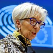 La BCE relève ses prévisions d'inflation pour 2021 et 2022
