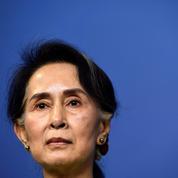 Birmanie : la junte accuse Aung San Suu Kyi d'avoir accepté des pots-de-vin