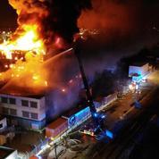 L'incendie d'OVHcloud à Strasbourg a priori «accidentel»